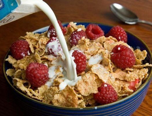 Сухие завтраками — это правильное питание