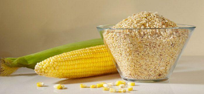 Процесс приготовления кукурузных палочек