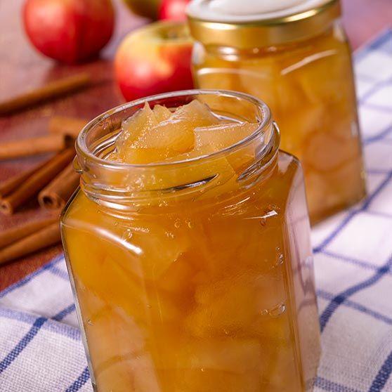 Летнее яблочное варенье