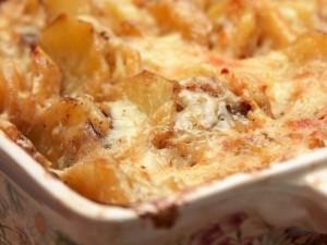 Картофельный пирог — запеканка