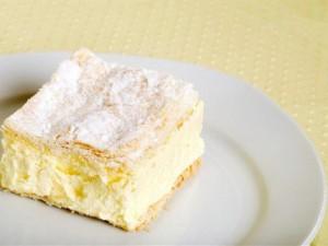 Рецепт простого творожного пирога!