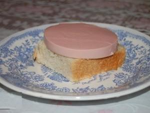 Бутерброд ровно за 30 секунд