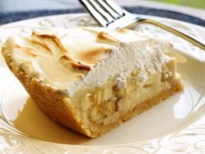 Вкуснейший банановый пирог за полчаса