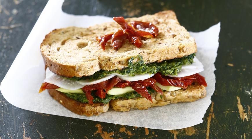 Самый полезный сэндвич
