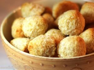 Кокосовое печенье без муки и яиц!