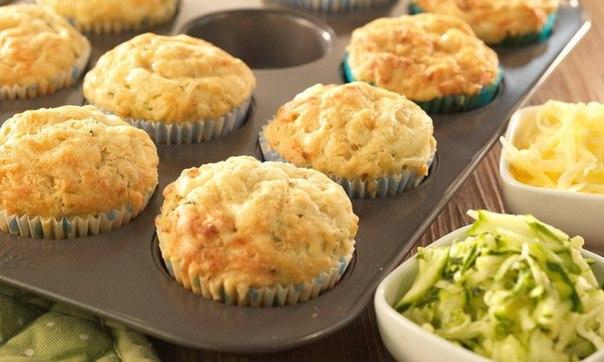 Кабачковые корзинки — очень простое и невероятно вкусное диетическое блюдо!