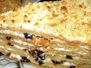 Правильный десерт: медовый творожник
