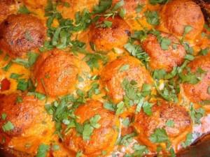 Морковно-мясные тефтели в мультиварке
