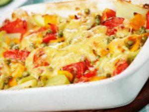 Идеальный ужин: овощной «Эдем»