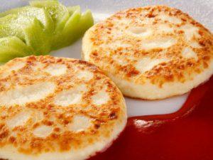 Творожные сырники: завтрак