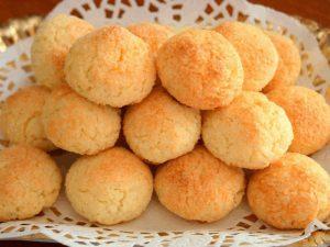 Кокосовое печенье — простая выпечка!