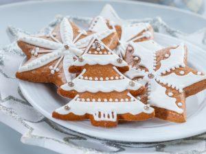 Печенье «Елочка»