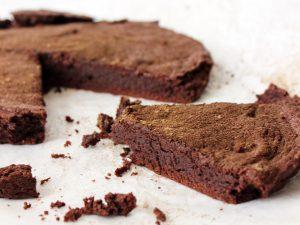 Трюфельный пирог — шоколадное чудо
