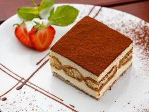 Классический тирамису с печеньем без выпечки