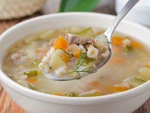 Рассольник – рецепт мясного супа