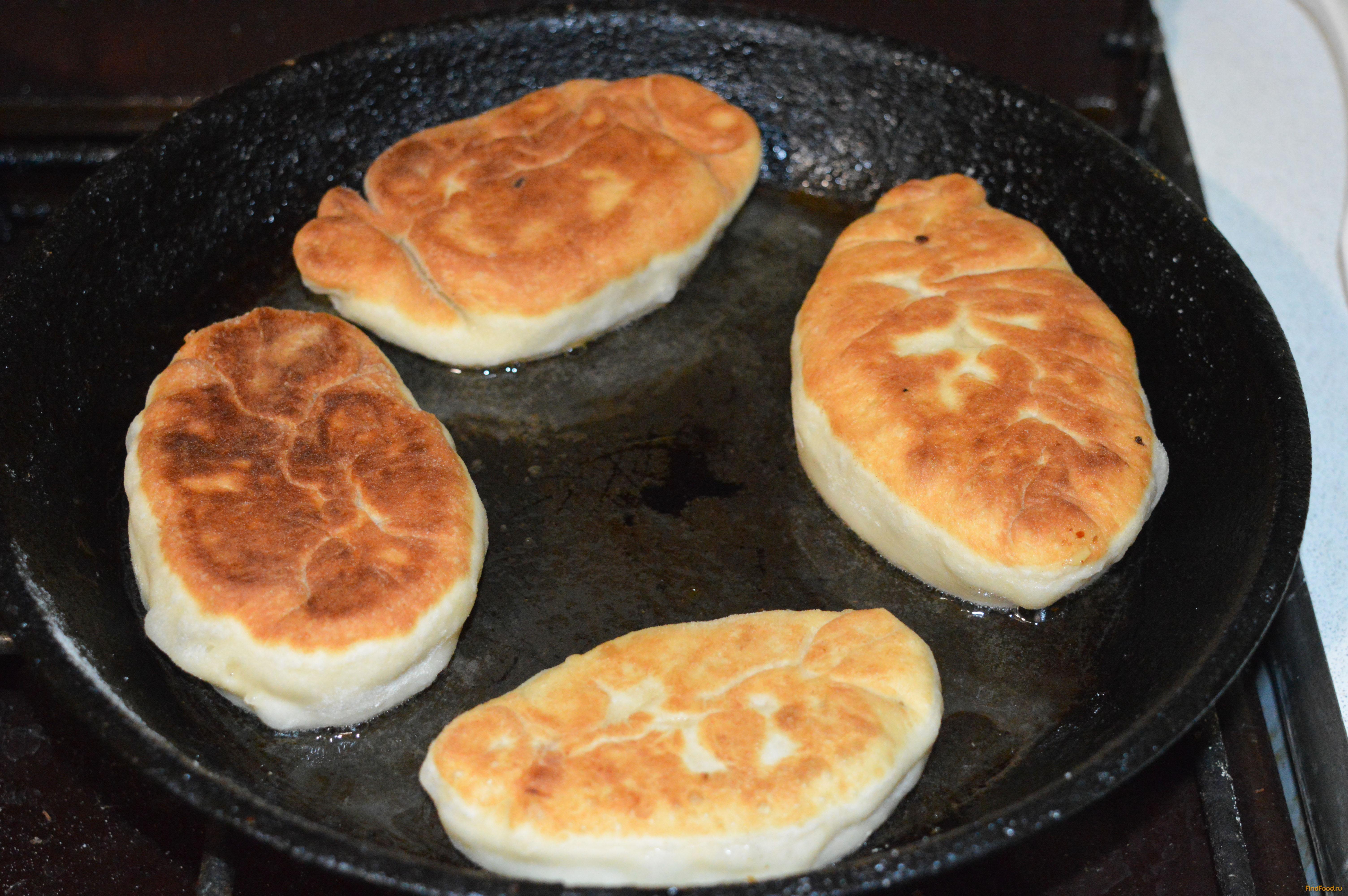 Простые пирожки с капустой в духовке пошаговый рецепт