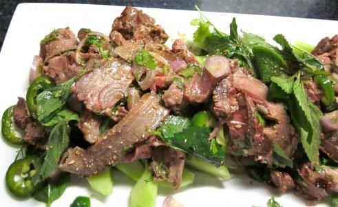 Мясо по-тайски «Классика вкуса»