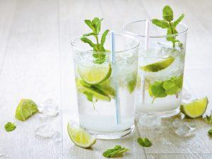 Безалкогольный мохито: приготовь в жару