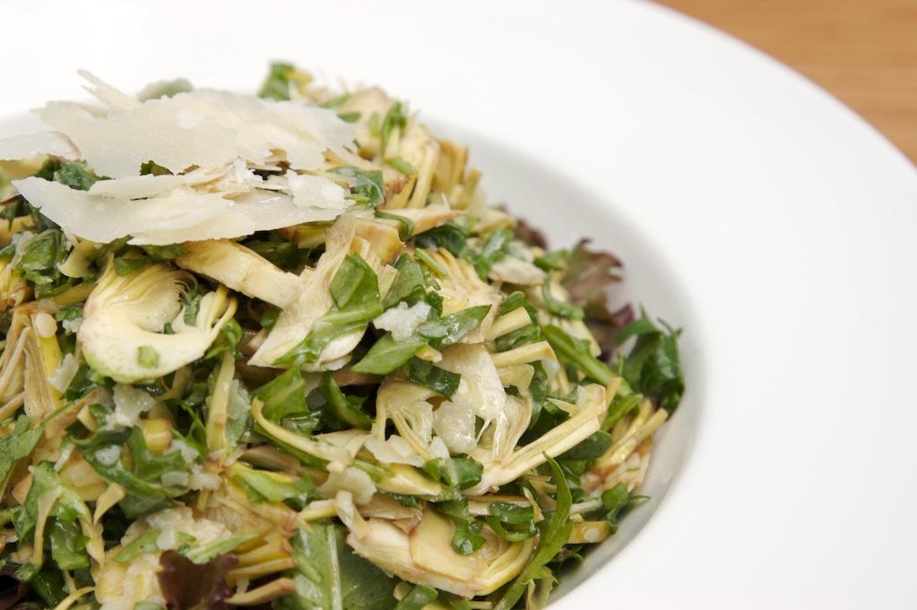 Салат с топинамбуром рецепты