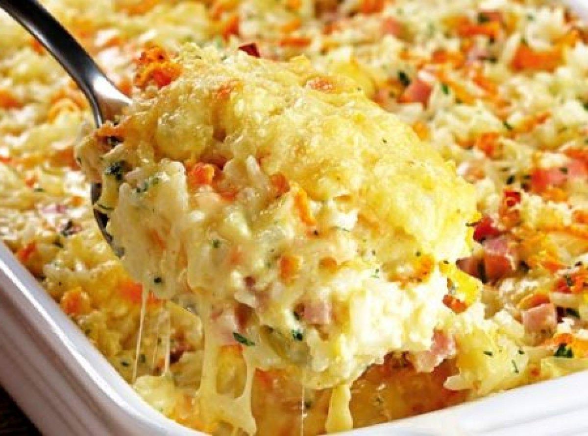 Макароны с сыром и сосисками в духовке рецепт пошагово