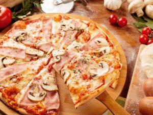 Пицца. Разновидности пиццы