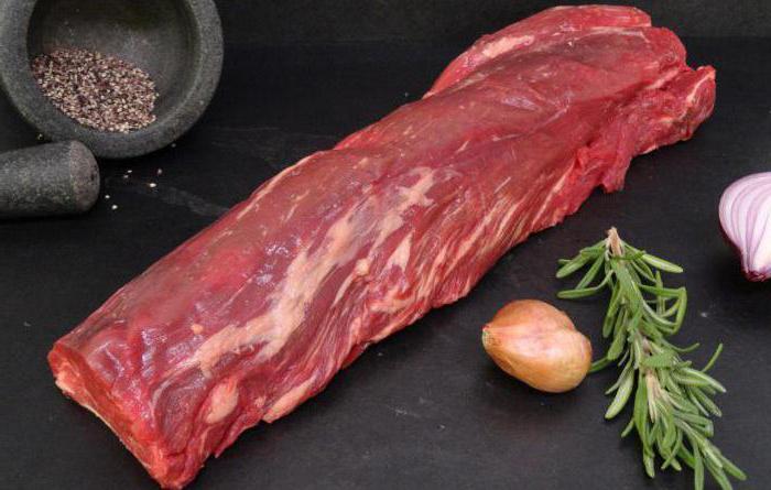 Мясо с чесноком и зеленым луком