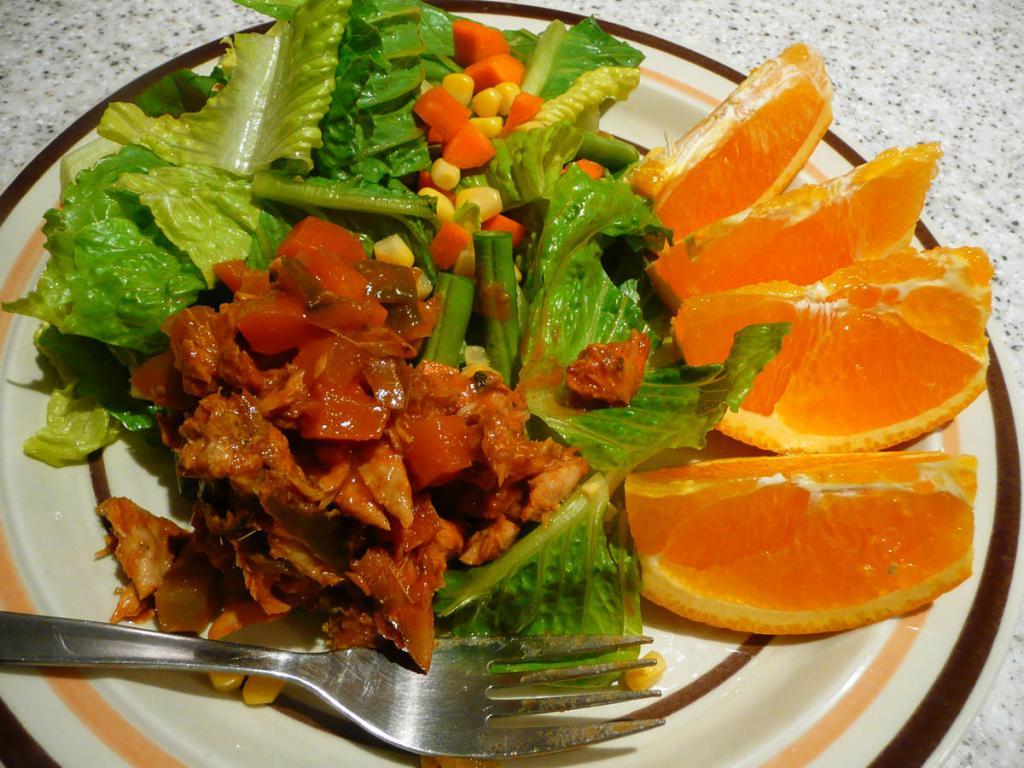 Португальский салат