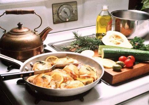 Три основных хитростей на кухне