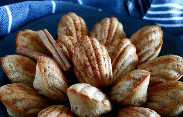 Печенье «Мадлен» с пряностями