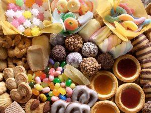 Ингредиенты и декор для кондитерских изделий