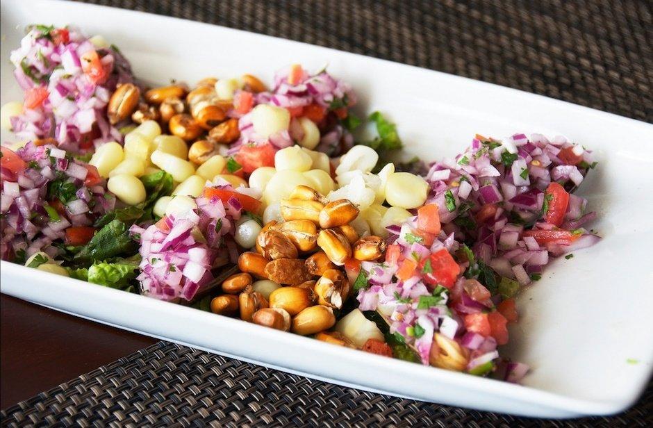 Choros a la chalaca: освежающая закуска из Перу