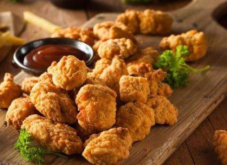 Куриный попкорн