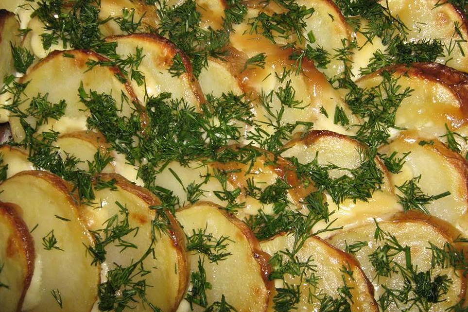 Картофель «Дофин»