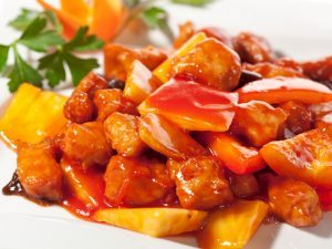 Салат «Французский» с мясом