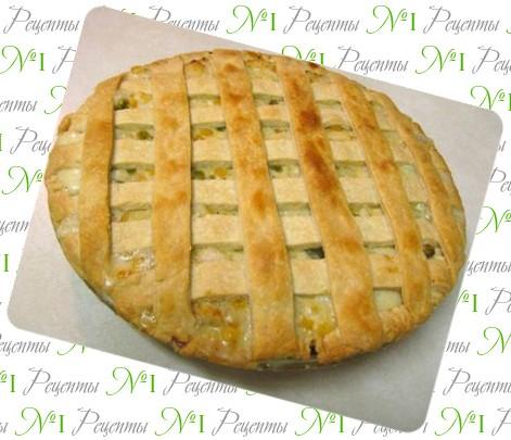 Мраморный пирог в аэрогриле