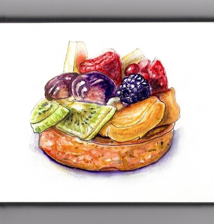 Печенье «Акварель»