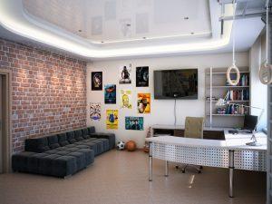 Комната подростка: секреты дизайна и семейного благополучия