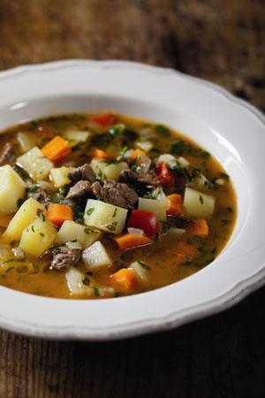 Гуляш, рецепт супа в мультиварке