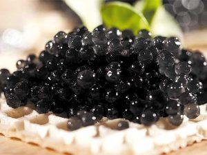 Черная икра – вкус царского деликатеса