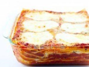 Лазанья «Четыре сыра»