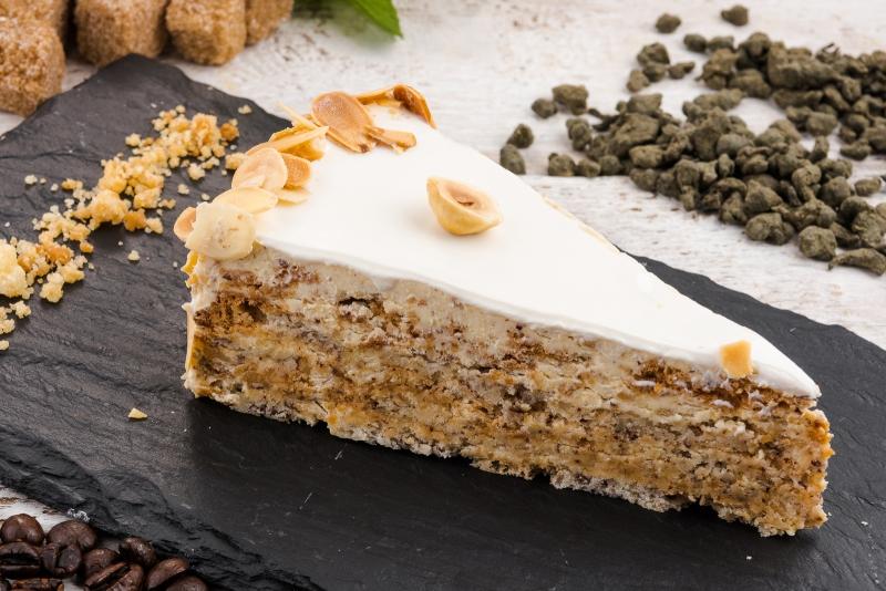 Канадский ореховый торт