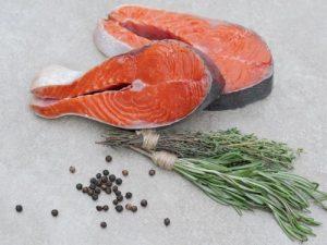 Как вкусно приготовить рыбу нерка?
