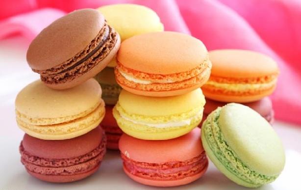 Французские пирожные