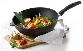 Виды современных сковородок ВОК