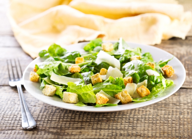 Соус для салата Цезарь без майонеза