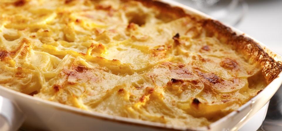 Картофель «Дофине» с французским ароматом