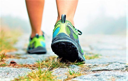 Ходьба для похудения – 4 основных правила