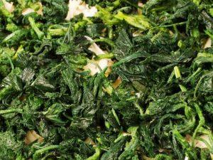 Хуацчапа – салат из крапивы с орехом