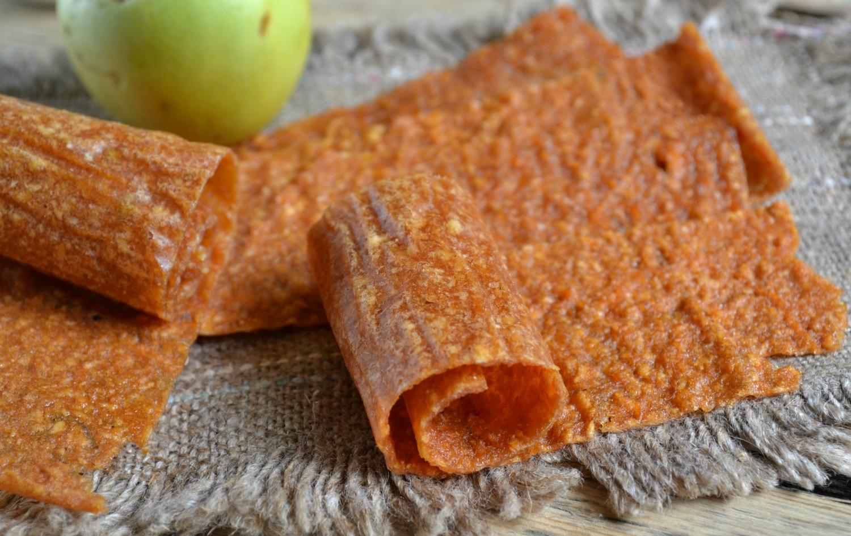 Яблочная пастила без сахара в домашних условиях