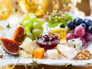 Основные правила сырной тарелки